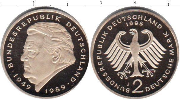 Каталог монет - ФРГ 2 марки