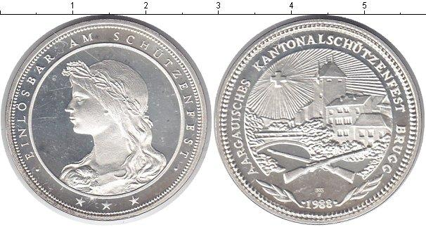 Каталог монет - Швейцария 50 франков