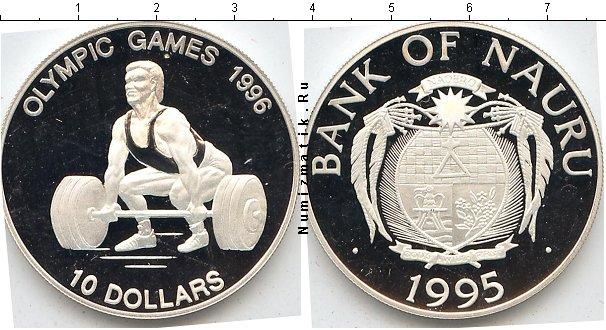 Каталог монет - Науру 10 долларов
