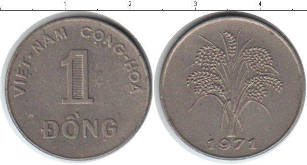 Каталог монет - Вьетнам 1 донг