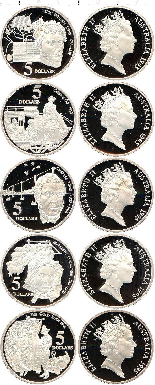 Каталог монет - Австралия Становление Австралийского государства