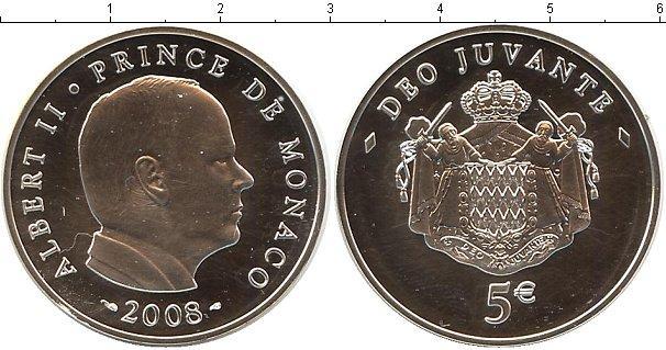 Каталог монет - Монако Князь Монако Альберт II