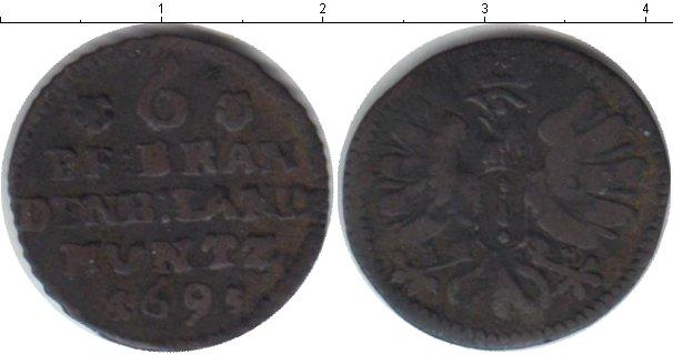 Каталог монет - Бранденбург 6 пфеннигов
