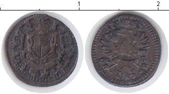 Каталог монет - Бранденбург-Ансбах 1 пфенниг