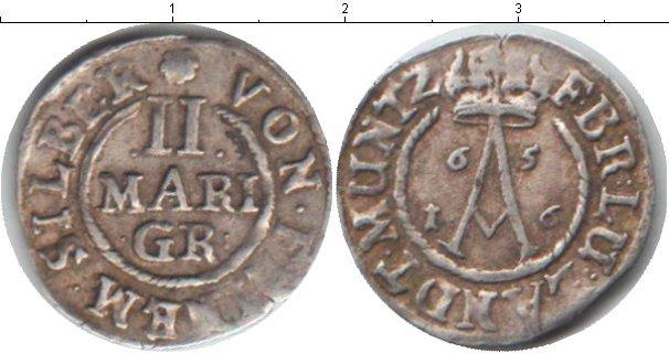 Каталог монет - Брауншвайг-Вольфенбюттель 2 гроша