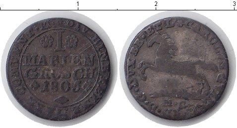 Каталог монет - Брауншвайг-Люнебург 1 марьенгрош
