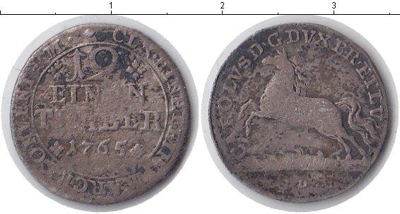 Каталог монет - Брауншвайг-Люнебург 1/12 талера