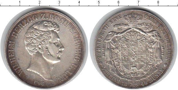 Каталог монет - Брауншвайг-Люнебург 2 талера