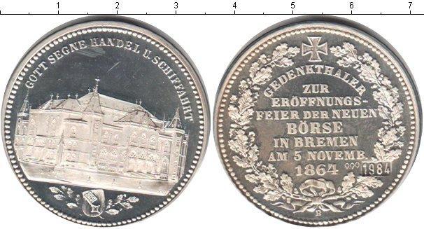 Каталог монет - Бремен 1 талер