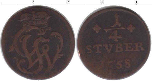 Каталог монет - Вайд-Рункель 1/4 стюбера