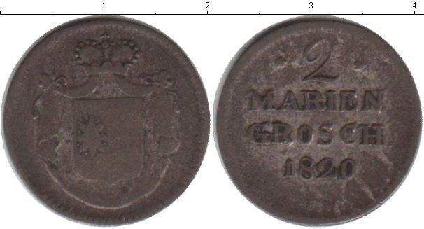 Каталог монет - Вальдек-Пирмонт 2 марьенгроша