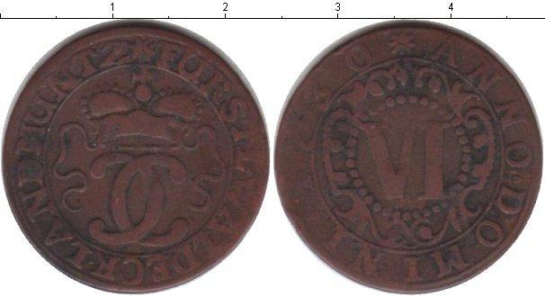 Каталог монет - Вальдек-Пирмонт 6 пфеннигов