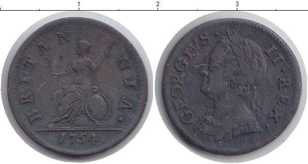 Каталог монет - Великобритания 1 пенни