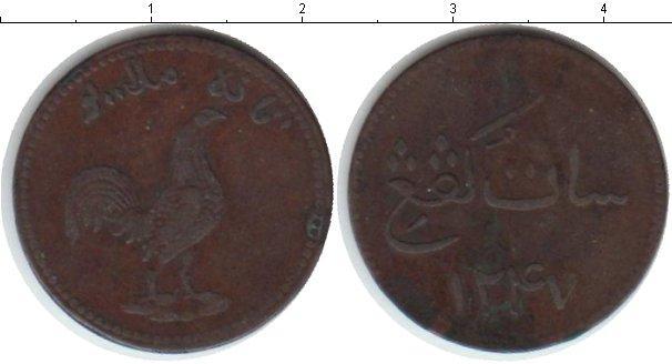 Каталог монет - Индонезия 1 кеппинг