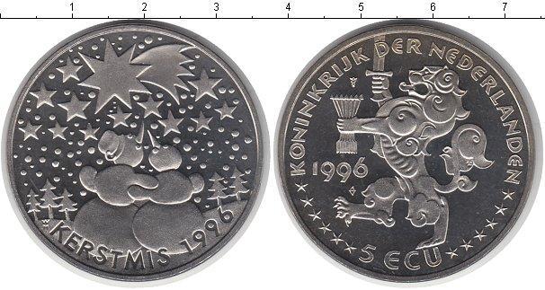 Каталог монет - Нидерланды 5 экю