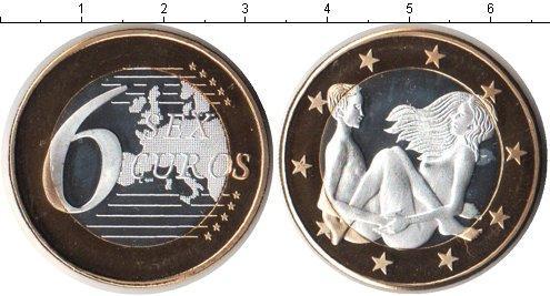Сексевро размер монет