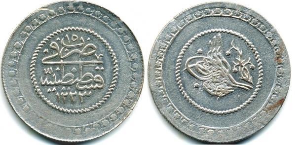 Каталог монет - Турция 2 пиастра