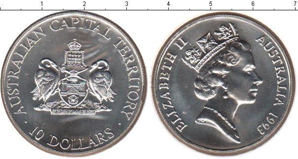 Каталог монет - Австралия 10 долларов