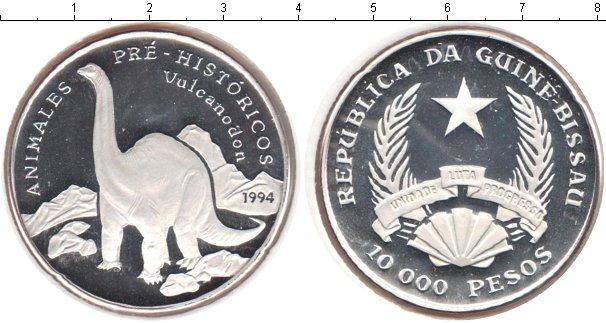 Каталог монет - Гвинея-Бисау 10000 песо