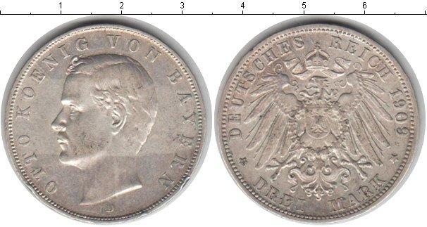 Каталог монет - Германия 3 марки