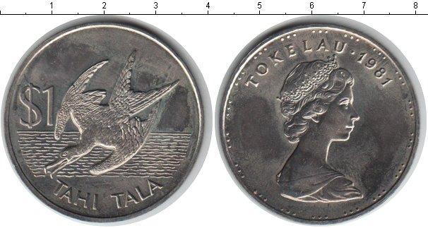 Каталог монет - Токелау 1 тала