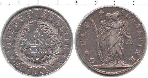 Каталог монет - Франция 5 франков