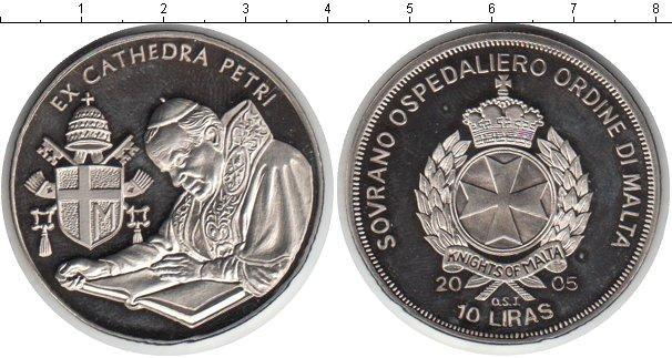 Каталог монет - Мальта 10 лир