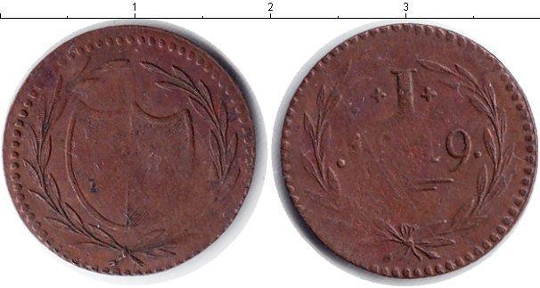 Каталог монет - Франфуркт 1 пфенниг