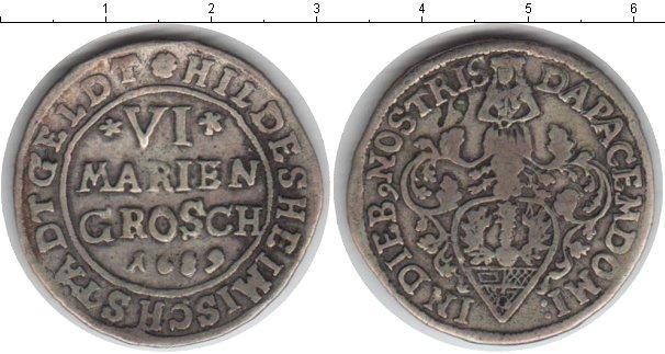 Каталог монет - Хильдесхайм 6 грошей