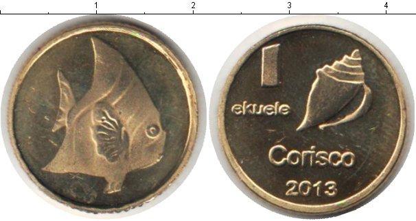 Каталог монет - Кориско 1 экуэль