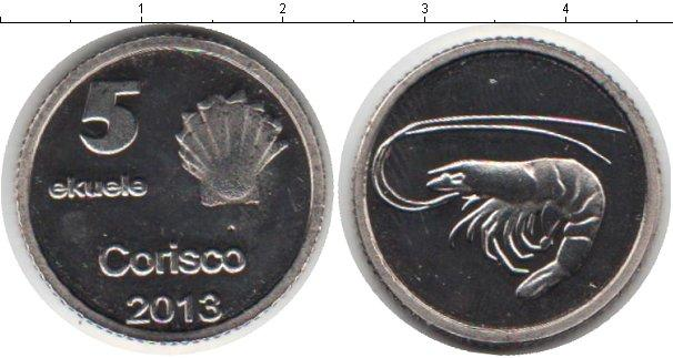 Каталог монет - Кориско 5 экуэль