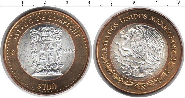 Каталог монет - Мексика 100 песо