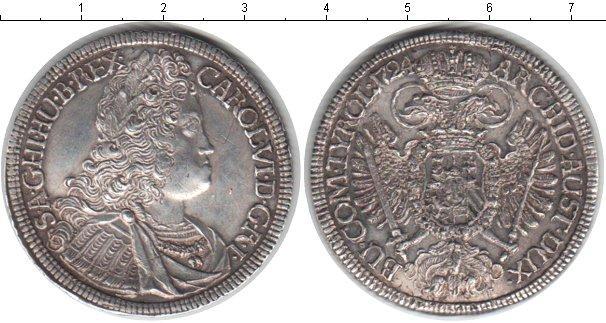 Каталог монет - Австрия 1 талер