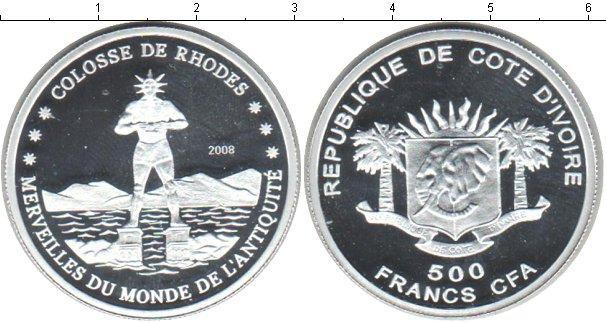 Каталог монет - Кот-д`Ивуар 500 франков