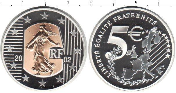 Каталог монет - Франция 5 евро