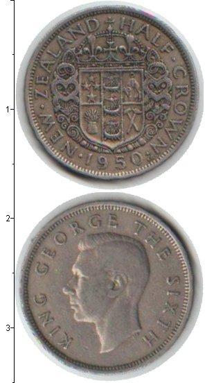 Каталог монет - Новая Зеландия 1 крона