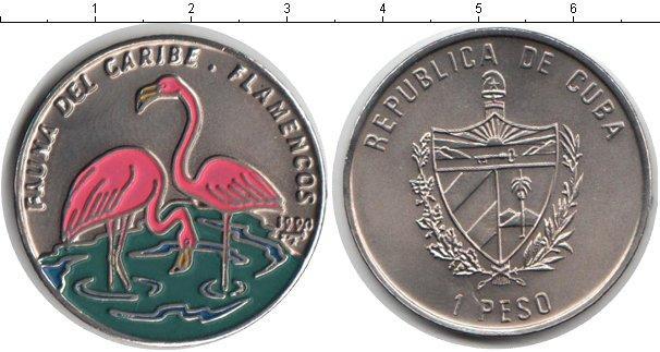 Каталог монет - Куба 1 песо
