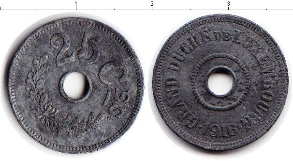 Каталог монет - Люксембург 25 сантим