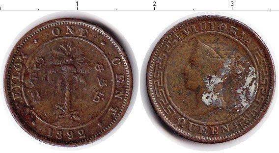Каталог монет - Сейшелы 1 цент