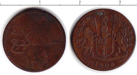 Каталог монет - Суматра 1 кеппинг