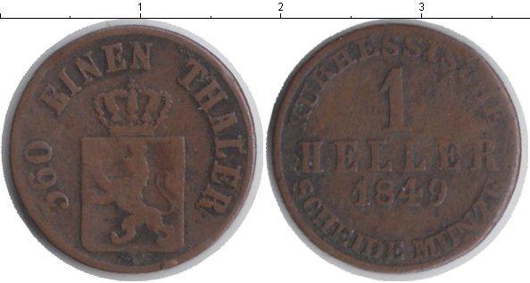 Каталог монет - Германия 1 геллер