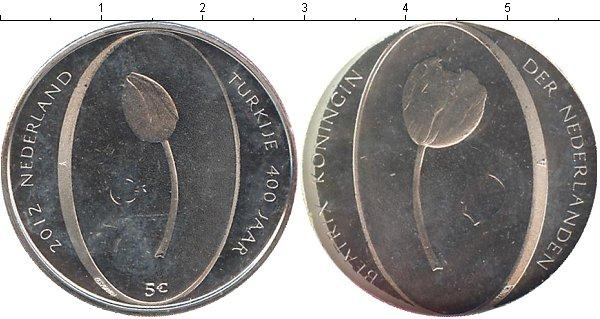 Каталог монет - Нидерланды Тюльпан