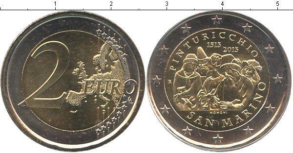 Каталог монет - Сан-Марино Пинтуриккьо