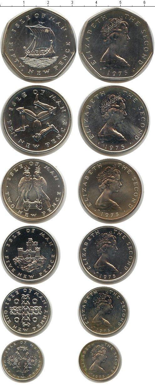 Каталог монет - Остров Мэн Остров Мэн 1975