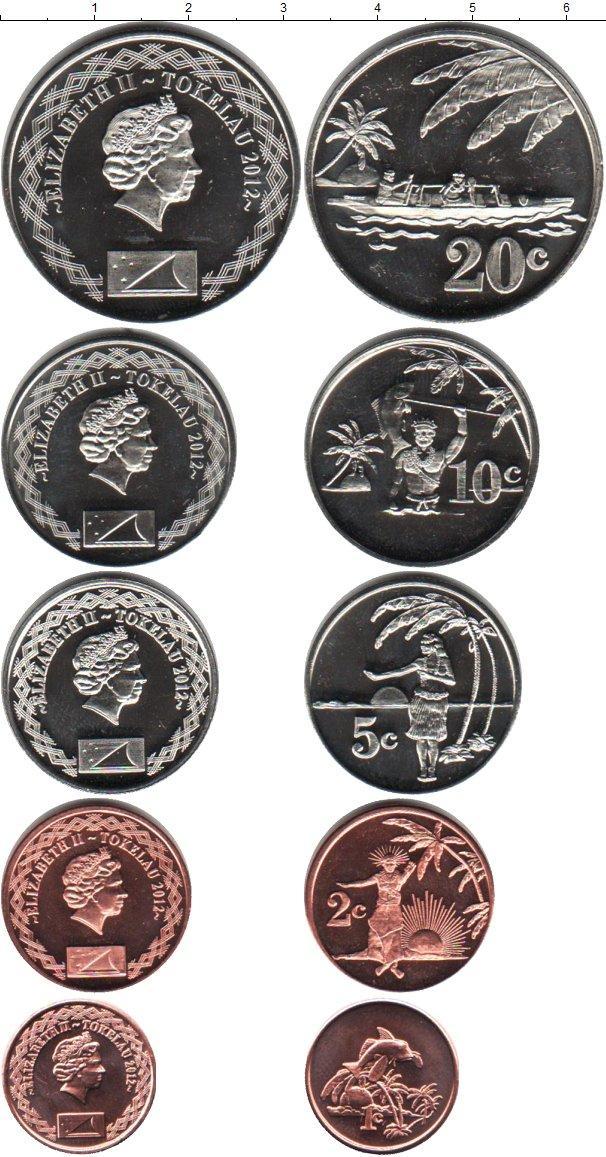 Каталог монет - Токелау Токелау 2012