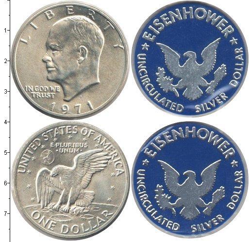 Каталог монет - США США 1971