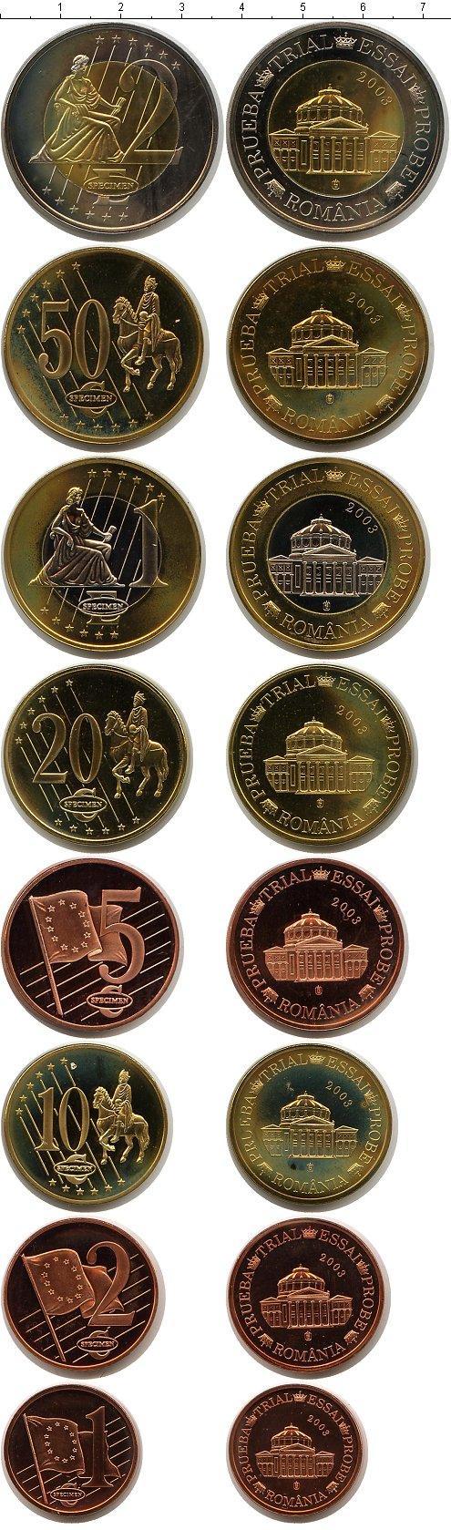 Каталог монет - Румыния Румыния 2003