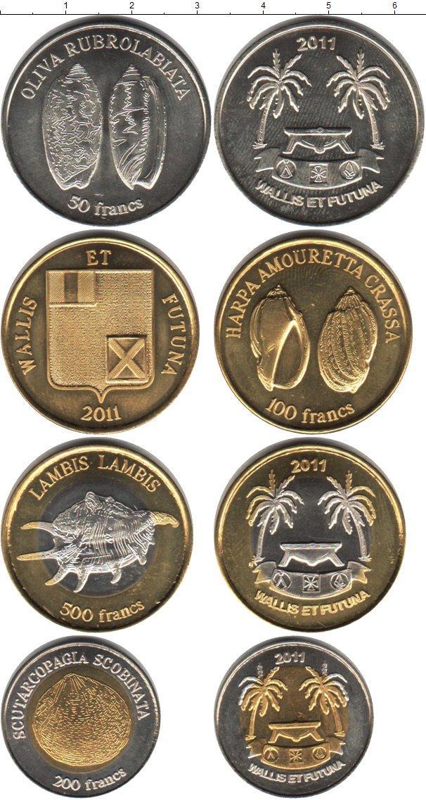 Каталог монет - Уоллис и Футуна Уоллис и Футуна 2011