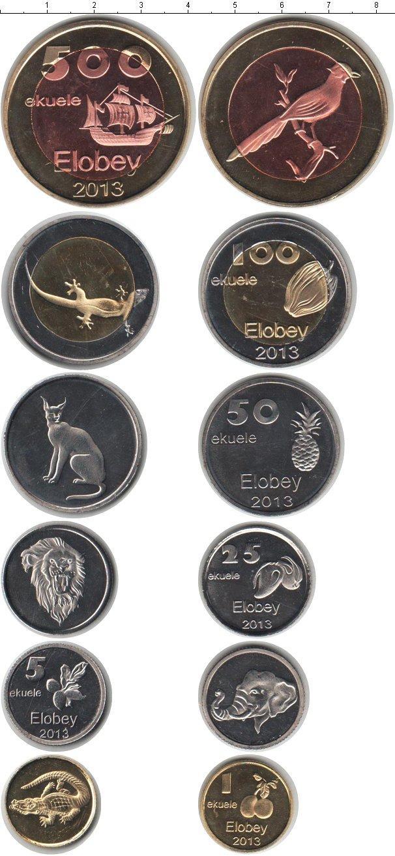Каталог монет - Элобей Элобей 2013