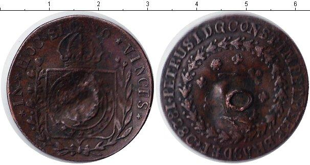 Каталог монет - Бразилия 10 рейс